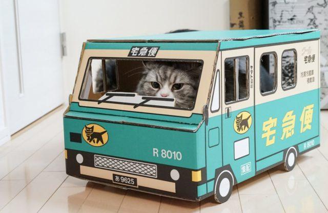 猫の宅配便