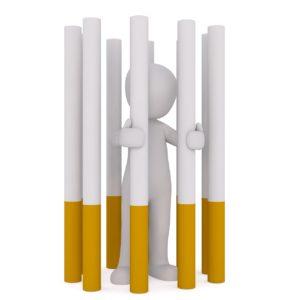 タバコの檻